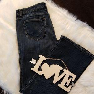 Elle Monaco Jean's, bootcut